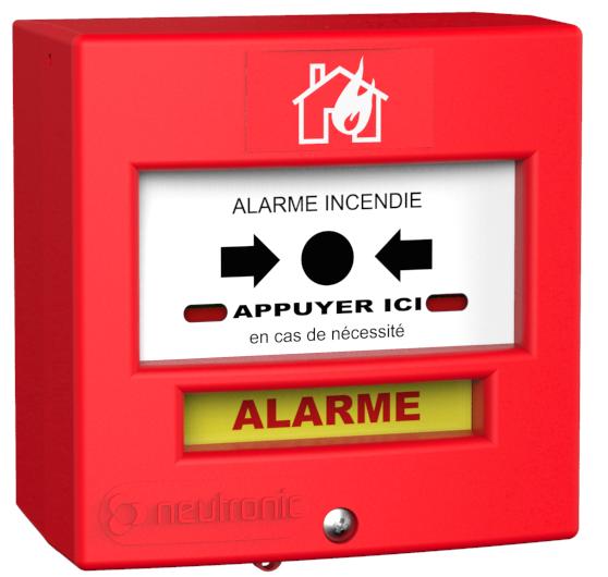 detecteur fumee alarme incendie